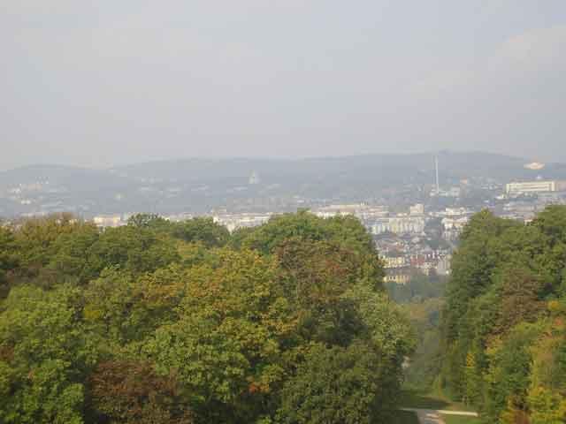 Венский лес и окраины Вены